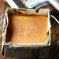 しっとりふわふわ♡「新聞紙カステラ」の作り方とアレンジレシピ