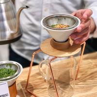 世界初のハンドドリップが体験できる日本茶店も登場!最新・和カフェ5選【関東篇】