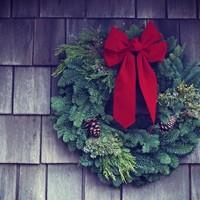 玄関に。リビングに。キッチンに。今年はクリスマスリースを手作りしてみない?