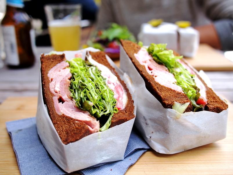 晴れた日には美味しいサンドイッチを♪ 東京の【サンドイッチ ...