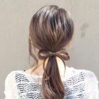 リボンもカチューシャも不要!自分の髪を使って素敵にヘアアレンジする方法♪
