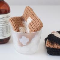 洗剤いらずでエコ♪可愛くて環境にも優しい「アクリルたわし」の作り方・編み方