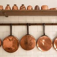 手間をかけても使いたい♪銅鍋の魅力とお手入れ方法。