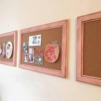 コルクボードdeお部屋をアレンジ。今日から始められる簡単DIY!