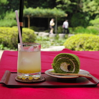 """梅雨から夏にかけての花散歩。カフェと花をめぐる""""わたしの京都旅"""""""