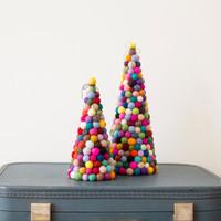 簡単かわいいDIY♥紙の手作りクリスマスツリーで大人も子供もほっこり笑顔*
