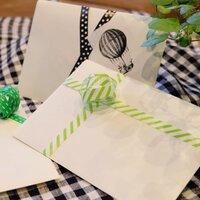 手作りで気持ちを伝えよう。簡単楽しい「封筒の作り方」レシピ集
