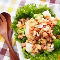 ちょっとひと手間でぐっと食べやすい◎温&焼きサラダレシピ