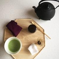 おうちで和カフェ気分。自分で点てるお抹茶と手作りお菓子で一服しよう