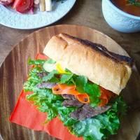 『極厚』『アジアン』…人気店の味を参考に作る夏のサンドイッチ