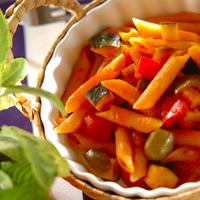 忙しい日にお役立ち♪「トマトジュース・野菜ジュース」を使った簡単時短レシピ
