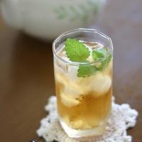 冷たいお茶を満喫する夏レシピ帖~ひんやりアイスティーからティースイーツまで色々