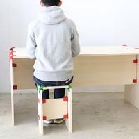 ブロック感覚でかんたん組立・分解!「PLAYWOOD」で理想の家具をDIYしよう