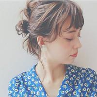 梅雨のお悩みヘアは《パーマ・まとめ髪・ヘアアクセ》で乗り切る!おすすめヘアアレンジ集
