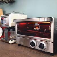 可愛い、使える、オーブンいらずのビタントニオのトースター