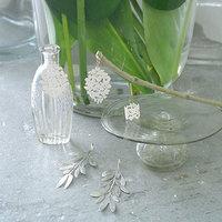 本物の植物のように繊細なPLANT / PLANT(プラントプラント)のジュエリー