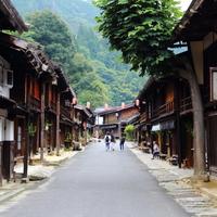【甲信越地方】日本で最も美しい村 ~長野県 大鹿村・南木曽町編~