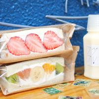 かわいくて美味しい*都内で「フルーツサンド」が食べられるオススメ店【5選】