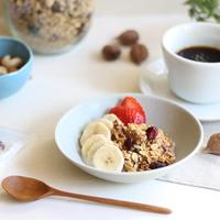 毎日食べたくなる。神戸発・玄米粉ベースのElph Granola(エルフグラノーラ)