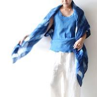 """今気になる色は""""ブルー""""。夏に映える爽やかな青色アイテム&コーディネート"""