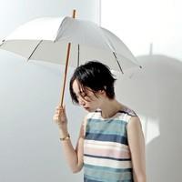 お出かけの必需品。毎日持ちたい、お洒落なデザインの日傘をご紹介♪