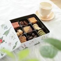 """夏のおもたせに♪食べた後もうれしい""""箱や缶""""が可愛いお菓子カタログ"""