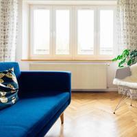 《素材・柄・カラー》で涼やかに。夏のお部屋を爽やかに彩るインテリアアイテム集