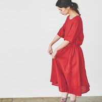 シンプルで、気持ちいい服。『prit(プリット)』で夏をさらりと過ごしませんか