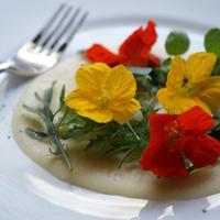 知ってた?食べられる花があるんだよ♪「エディブルフラワー」のある素敵な食卓