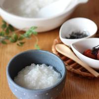 冷房で冷えた体に「朝粥」のススメ。レシピ&朝粥が食べられるお店3選