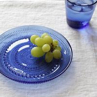 見た目から涼しく。暑い夏の日の食卓に清涼感を与えてくれるガラスの器7選