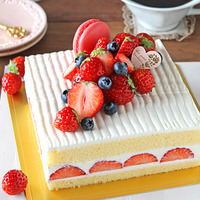 市販のスポンジだってOK!ケーキを素敵に見せる「生クリームデコレーション」のコツ