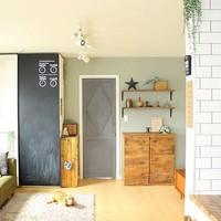 「壁の色」で雰囲気が変わる!今のままで満足?思いのままにお部屋を塗ってみませんか