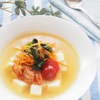 食欲がない暑い夏…冷たくて美味しい【ひんやりスープ】はいかがですか?