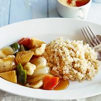 体には良い!だけど味に飽きる時も…。玄米ご飯に合うおかず&アレンジレシピ