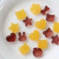 プニプニ食感が楽しい♪カラフル&キュートなおやつ『グミ』を手作りしよう