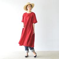 暑い夏の日にぴったり。通気性抜群*「リネン」のファッションアイテム
