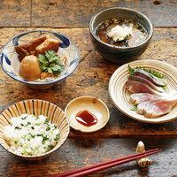 いつものおかずも上品しとやか。「和食器デビュー」におすすめの器と、お手入れ方法