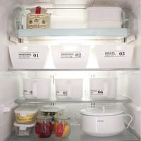 季節の変わり目に冷蔵庫をお片づけ♪ シンプルな4STEPとおすすめ容器