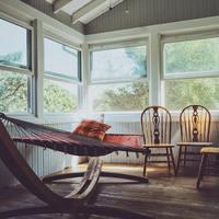 北欧の「サマーハウス」を参考に。別荘みたいに、ゆったりとしたお部屋づくり