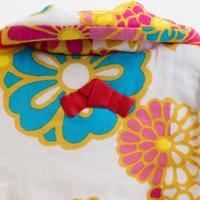 赤ちゃんを守る刺繍<背守り>江戸時代からの習慣が今、注目を集めています!