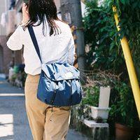 レトロな佇まい、だけど機能的!「WONDER BAGGAGE」から、新作バッグが登場です♪
