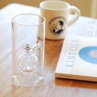 電気を消して幻想的な世界へ。「オイルランプ」の作り方と素敵なデザイン