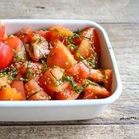 暑いから、火を使わずに!食欲アップで夏バテ防止にも『夏野菜おかず』レシピ帖