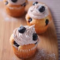 """可愛いから作りたくなる♪""""カップケーキ""""の基本レシピとデコレーションアイデア"""