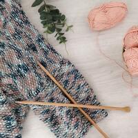 初心者さんも上級者さんも。ほっこり【手編みマフラー】を作ってみない?