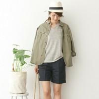 夏をもっとアクティブに♪大人のためのリラックス&カジュアルな「ショートパンツスタイル」