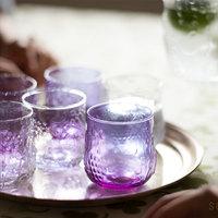 おめかししたい食卓に使いたい食器。特別な日に使いたいグラス。