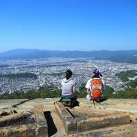 """千年の都を見渡しに。大文字山を登る""""わたしの京都旅"""""""