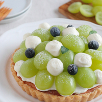 桃・ぶどう・いちじく…みずみずしい旬のフルーツを楽しむ「ジューシー♪スイーツ」レシピ